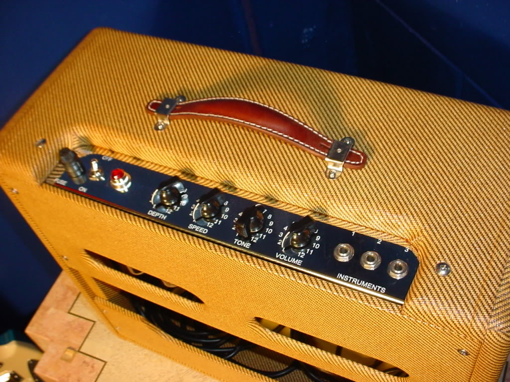 Bennett VC5F11 Vibrato-Deluxe