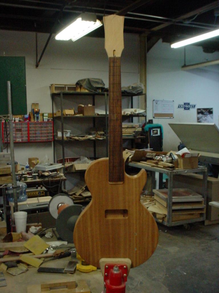 Bennett VC-56 Guitar