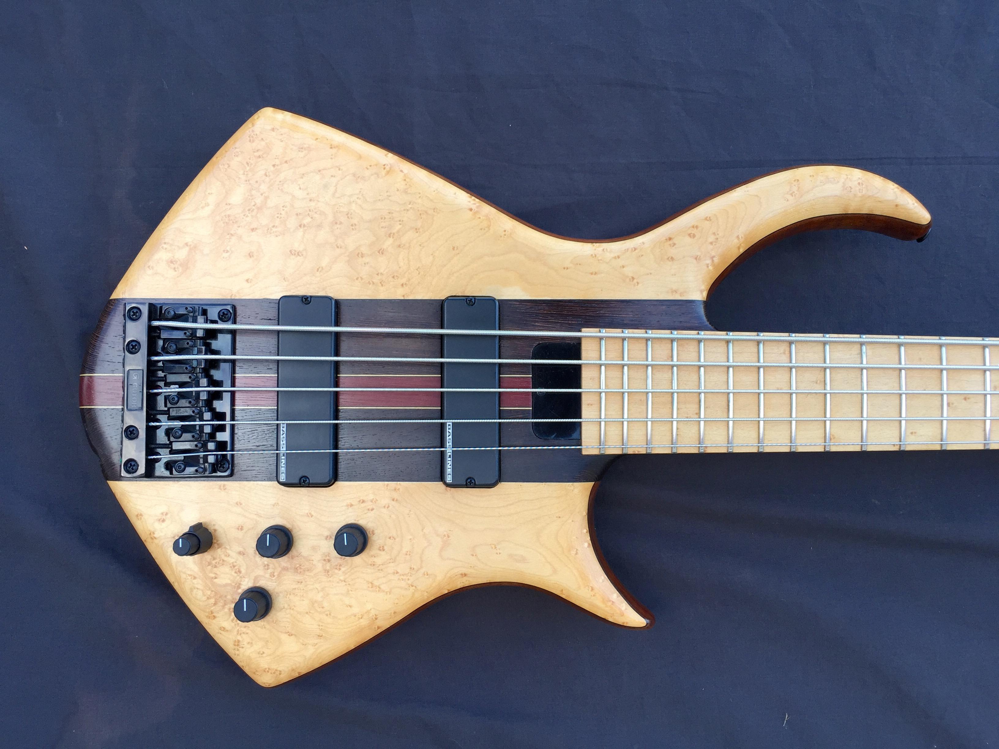 1996 Warrior Model 2