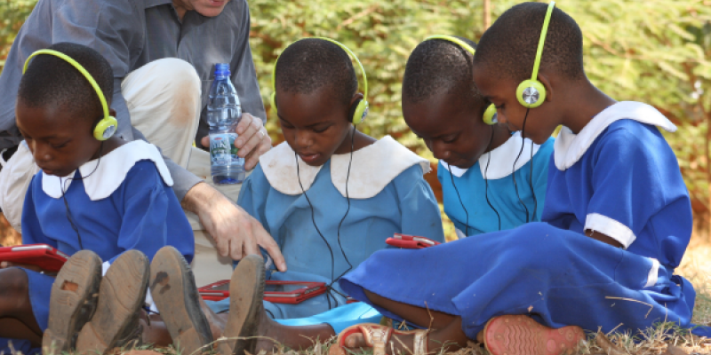 Voluntary Service Overseas work on edtech in Malawi