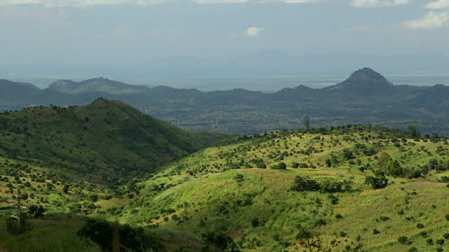 The Western Rift Valley