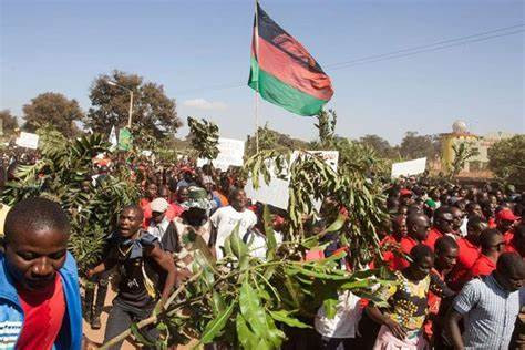 The Marxist Lining in Malawi's Post-Election Demonstrations