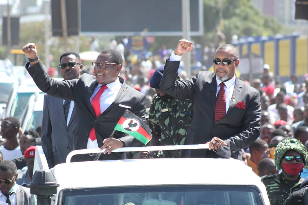 Pic by Malawi Daily Telegraph