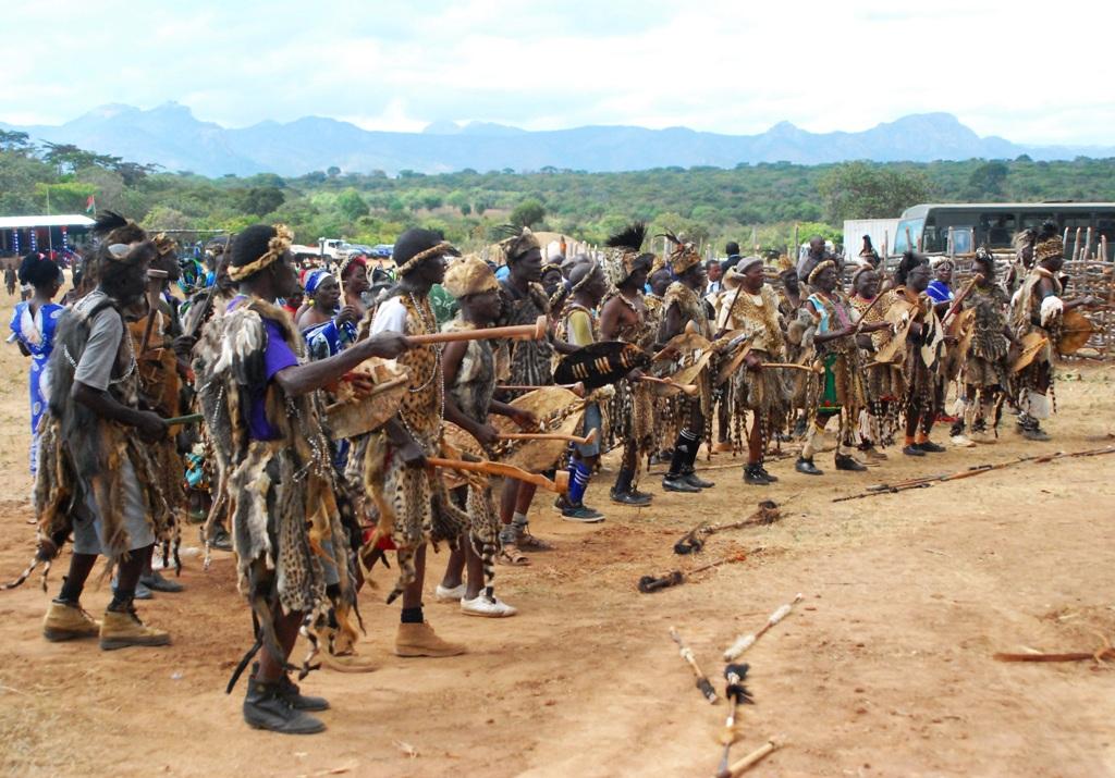 Ingoma Mens Kraal Dance