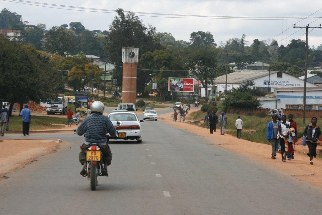 Downtown Mzuzu