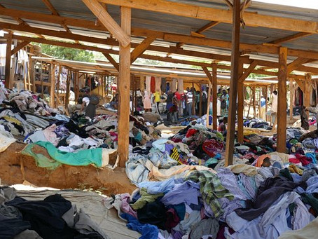 The Second-Hand Wardrobe in Africa – A Treasure or A Shame?