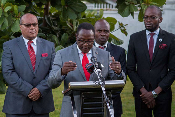 The Ghost of John Tembo's 'Leader of Opposition' Office