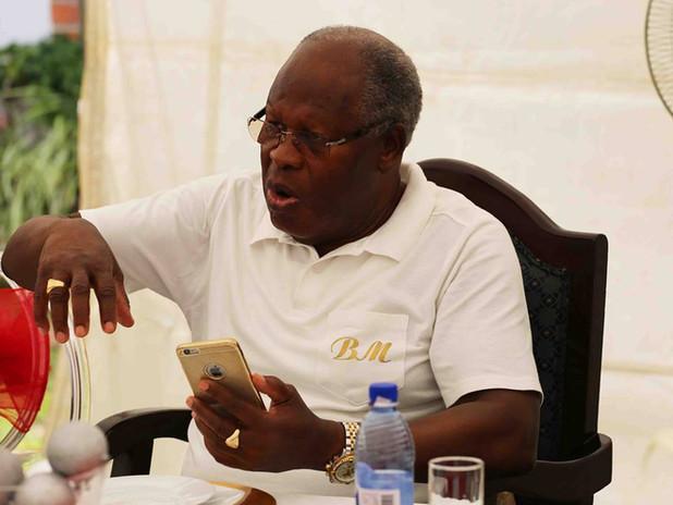 Muluzi's Legacy of a Laissez-Faire Malawian Democracy
