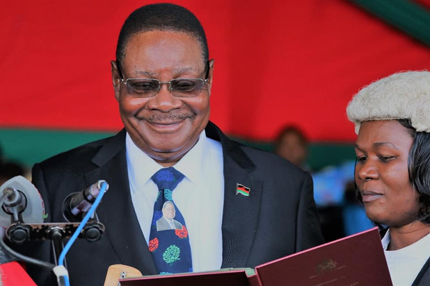 Is the Presidency a Win? On This and Political Trust in Malawi