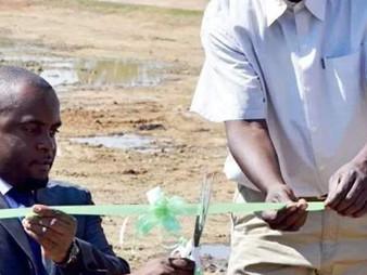 Desmond Bikoko's dream book for Lilongwe City