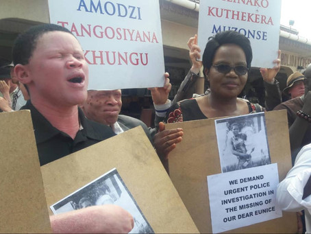 Humanity on Sale: Will 2019 Be the Same for Persons with Albinism in Malawi?