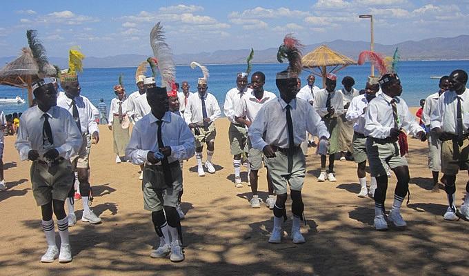Malipenga Dance in Nkhatabay