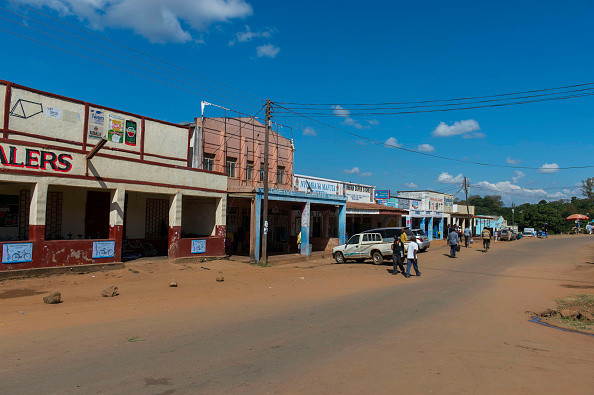 Cross-section of retailers in Malawi