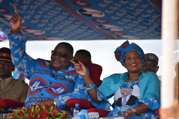 DPP First Couple