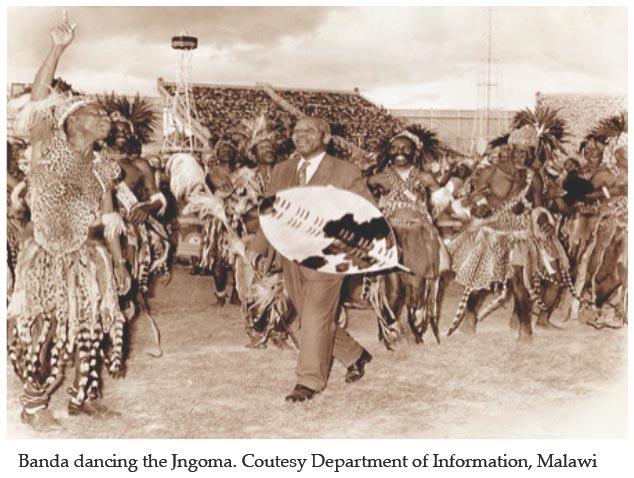 Kamuzu Banda Dances
