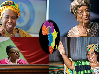 Female Leadership in Africa – Nibbling Away at the Glass Ceiling