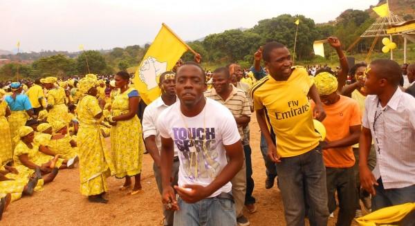 UDF Rally