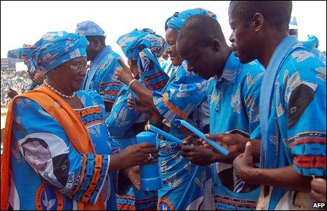 Joyce Banda DPP
