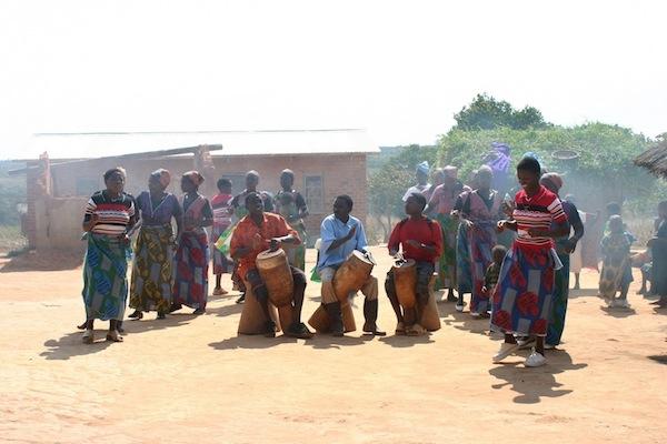 Chinkhoswe Ceremony
