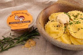 Aux Délices des Bois Truffle Butter