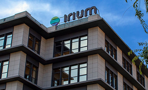 Irium oficina Madrid