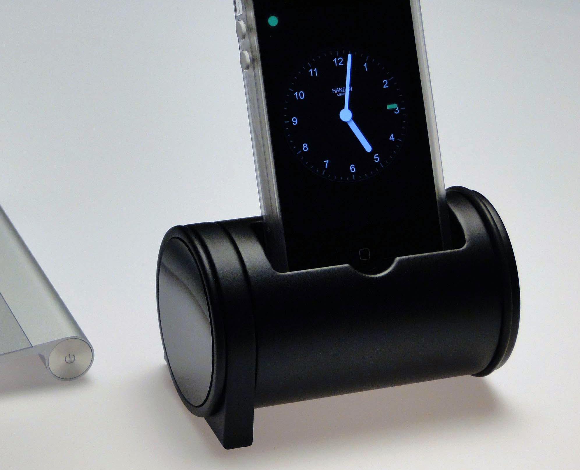 Black ODOC with black iPhone