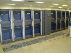 128-processor system