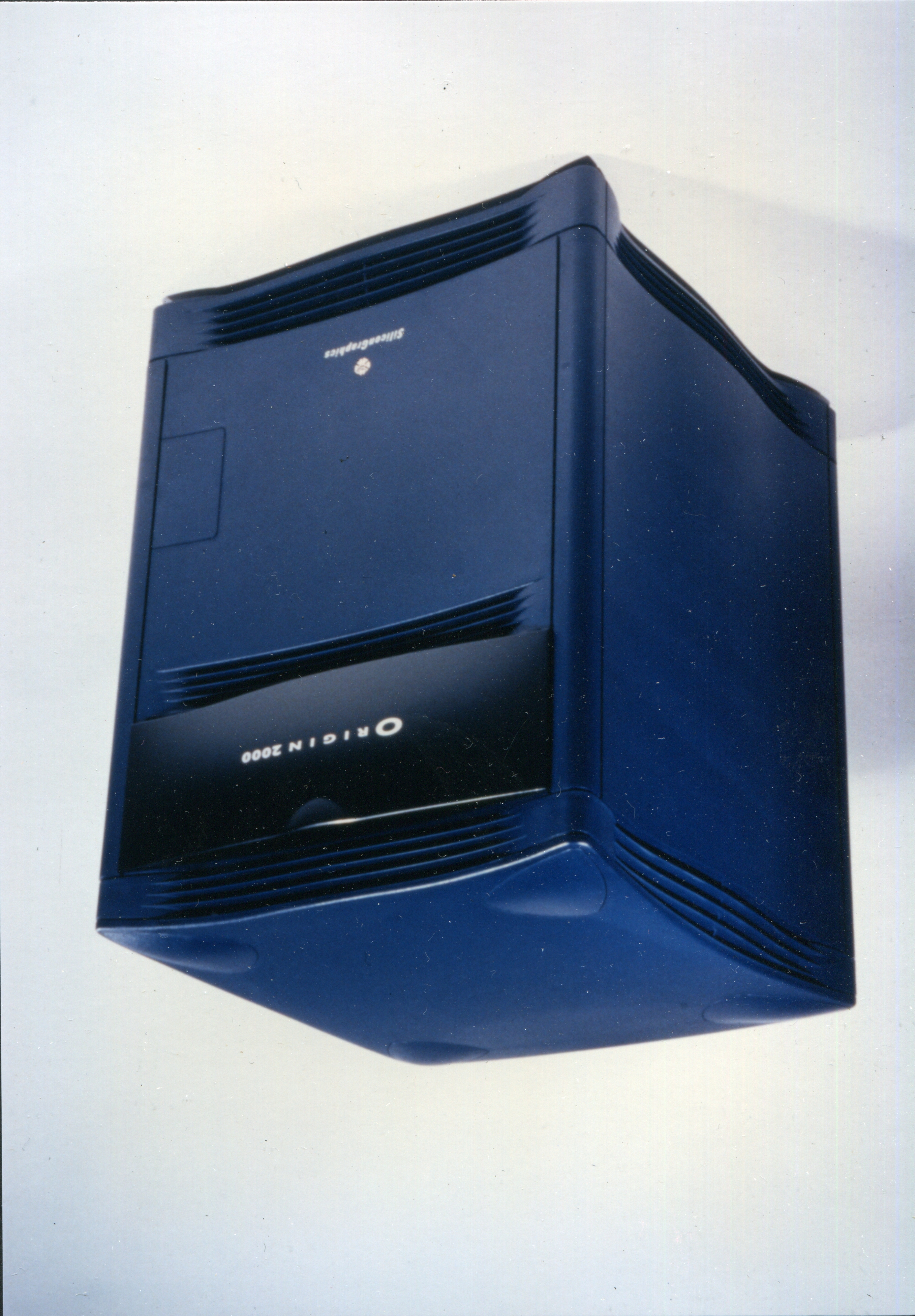 The Origin 2000 deskside workstation