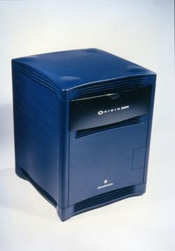 The Origin 2000 deskside workstation