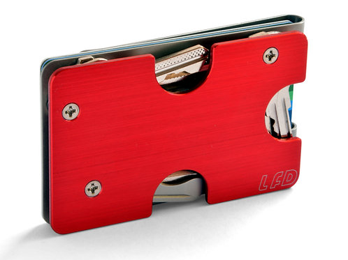 KeyClip 6 Red