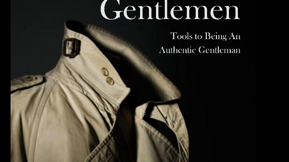Distinguished Gentlemen ( The Audiobook )