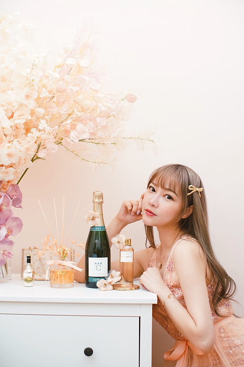 【Pinewood Wine x Lilian Kan- The Bubbly Moment 套裝】