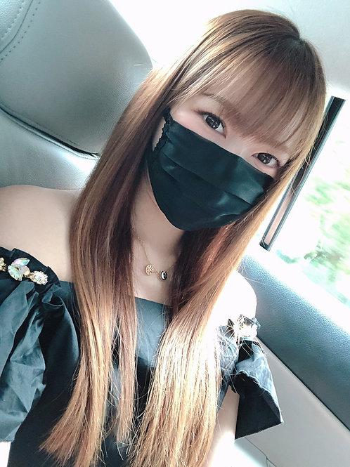 Black Silk mask