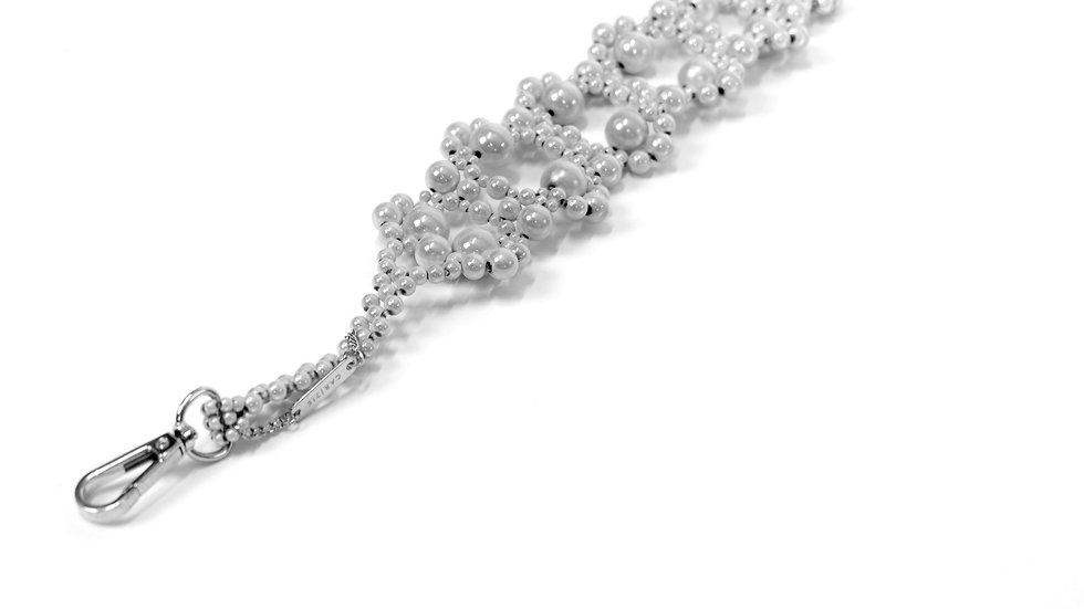 Hyacinth Beads Shoulder Chain