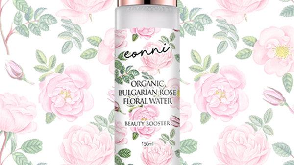 eonni organic Bulgarian rose floral water 有機保加利亞玫瑰花水 150ml