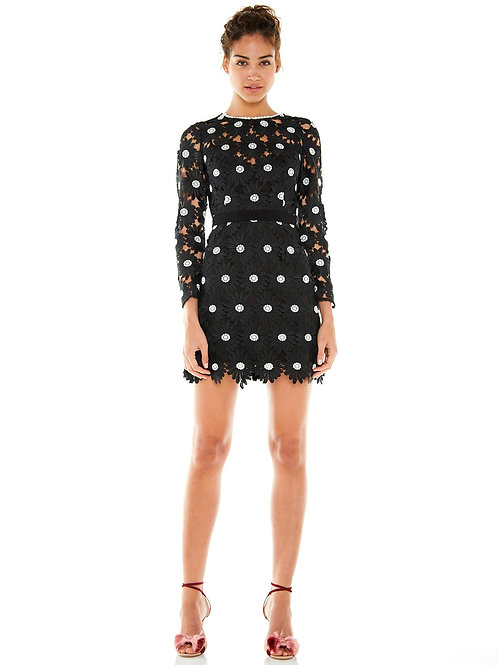 TALULAH THE ICON L/S MINI DRESS