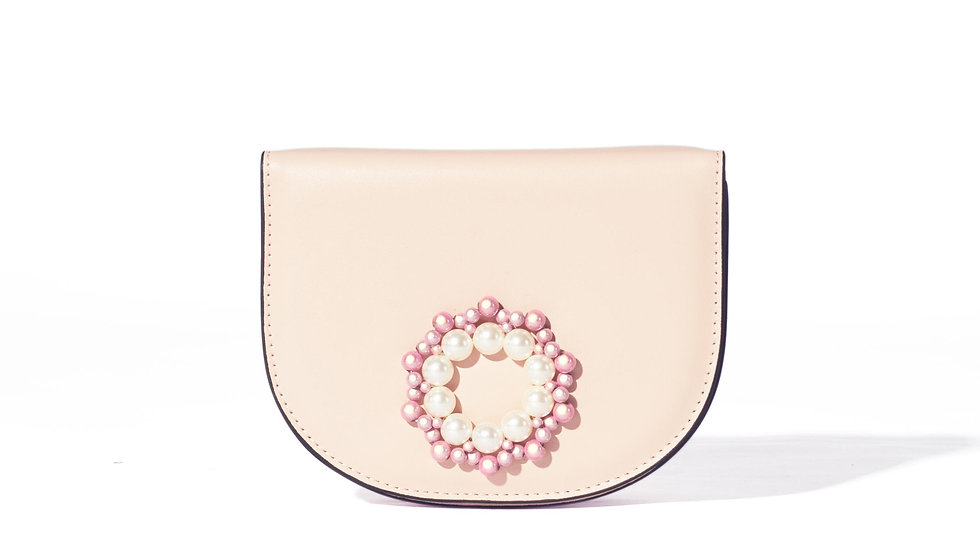 Canina Mini Belt-bag Pink