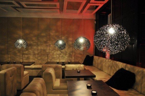 Natklub-design Karel Van Mander