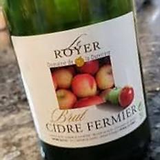 Domaine Duretiere Le Royer Brut 5% 750ml