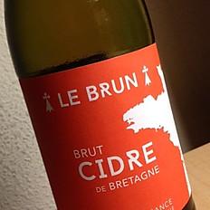 Le Brun Artisan Biologic 4% 750ml
