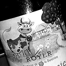 Domaine Duretiere Le Royer Doux 3% 750ml