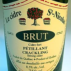 Cidrerie St. Nicolas Brut 8.5% 750ml
