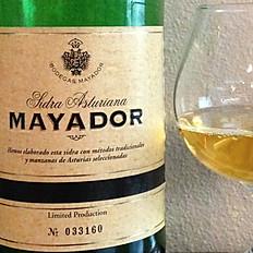 Sidra Mayador 'M. Busto' 6% 700ml
