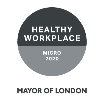 QPG Accredited London Healthy Workplace!