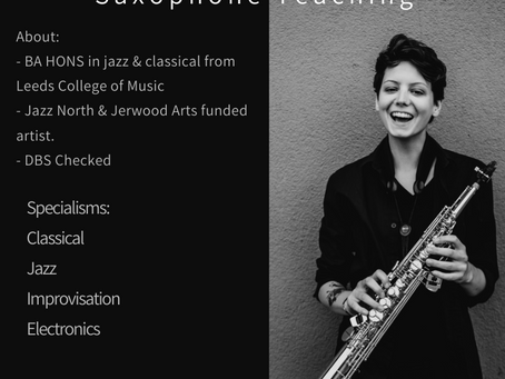 Want To Learn Saxophone?