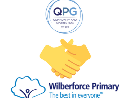 QPG & Wilberforce Primary School | An Exciting Partnership