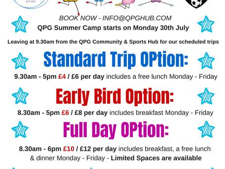 Register For Our Summer Camp!