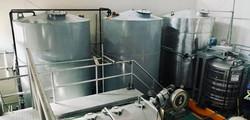 12,000 Liters of Processed Tanks