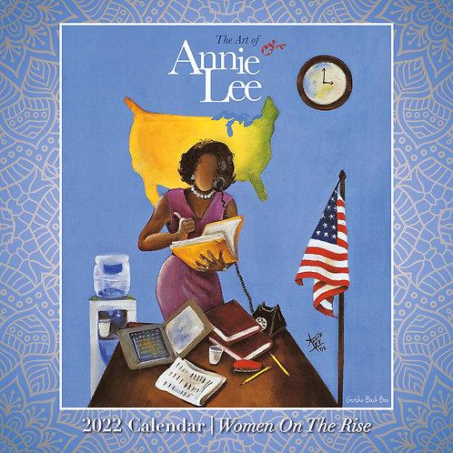 The Art of Annie Lee 2022  Wall Calendar