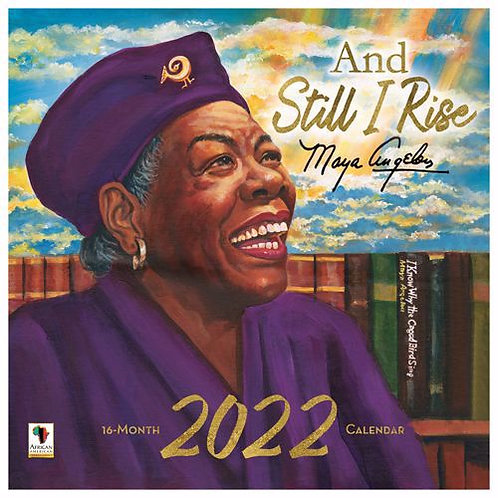 And Still I Rise 2022 Wall Calendar